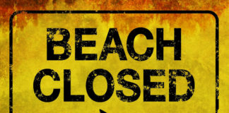 Champagne - Beach Closed (