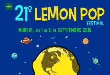 Lemon Pop 2016