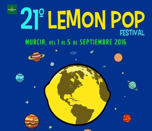 Lemon Pop 2016