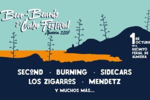 Beer and Beards El Cabo Festival en Almería