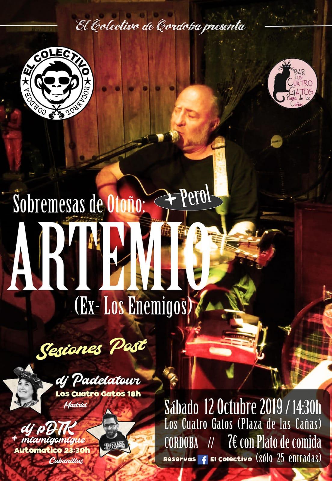 Artemio en Córdoba