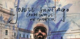 Portada del nuevo álbum de Josele Santiago, en directo
