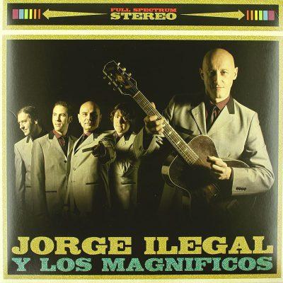 Jorge Ilegal y los Magníficos